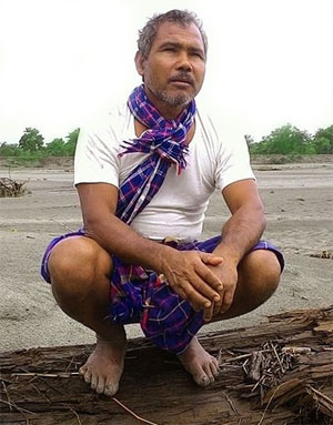 jadav payeng - forest man of India